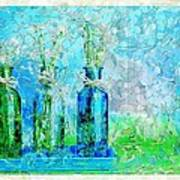 1-2-3 Bottles - S13ast Poster by Variance Collections