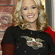 Carrie Underwood Poster by Don Olea