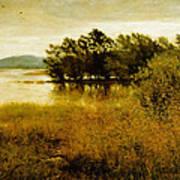 Chill October Poster by John Everett Millais