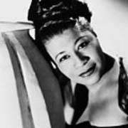 Ella Fitzgerald (1917-1996) Poster by Granger