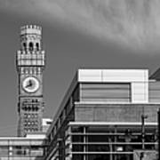 Emerson Bromo-seltzer Tower Poster by Susan Candelario