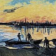 Gogh, Vincent Van 1853-1890. The Poster by Everett