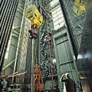 Kola Borehole, Russia Poster by Science Photo Library