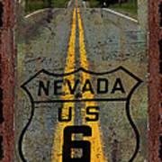 Lost Highway Poster by John Stephens