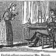 Lydia Darrah, 1777 Poster by Granger