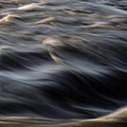 River Flow Poster by Bob Orsillo