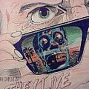 They Live Poster by Christopher Soeters