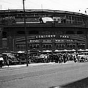 White Sox Home Comiskey Park Poster by Retro Images Archive