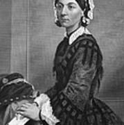 Florence Nightingale Poster by Granger