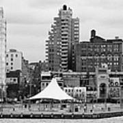 165 Charles Street Pier 45 Hudson River Park New York City  Poster by Joe Fox