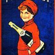 1920 - Freixenet Wines - Advertisement Poster - Color Poster by John Madison