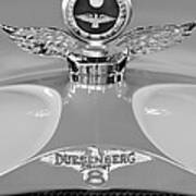 1926 Duesenberg Model A Boyce Motometer 2 Poster by Jill Reger