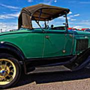 1931 Model T Ford Poster by Steve Harrington