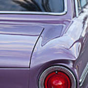 1963 Ford Falcon Tail Light Poster by Jill Reger