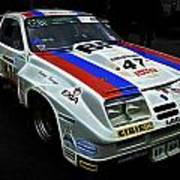 1976 Chevrolet Monza Imsa Poster by Phil 'motography' Clark