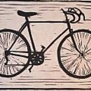 Bike 8 Poster by William Cauthern