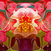 Flower Child Poster by Omaste Witkowski