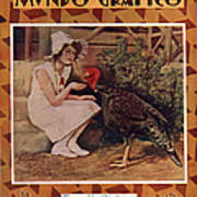 Mundo Grafico 1928 1920s Spain Cc Poster by The Advertising Archives