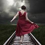 Running Poster by Joana Kruse