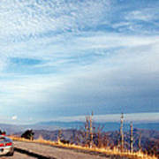 20 Degrees And Loving It At Cumberland Gap Poster by WEB Shooter