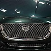2013 Jaguar Xj Range - 5d20263 Poster by Wingsdomain Art and Photography
