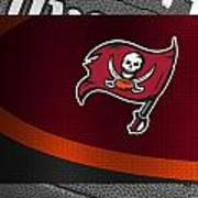 Tampa Bay Buccaneers Poster by Joe Hamilton