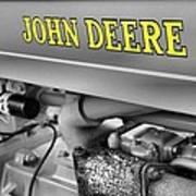 John Deere Poster by Dan Sproul