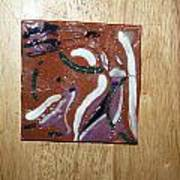 Dance - Tile Poster by Gloria Ssali