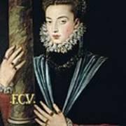 Sanchez Coello, Alonso 1531-1588 Poster by Everett