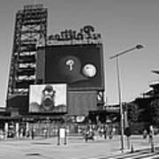 Citizens Bank Park - Philadelphia Phillies Poster by Frank Romeo