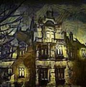 a la van Gogh Poster by Gun Legler
