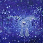 A Star Night Poster by Ashleigh Dyan Bayer