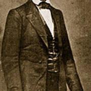 Abraham Lincoln Poster by Mathew Brady