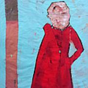 Aetas No 5 Poster by Mark M  Mellon