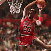 Air Jordan Poster by Mark Spears