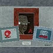 Alabama Trio  Poster by Herb Strobino