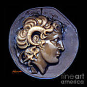 Alexander The Great Poster by Patricia Howitt