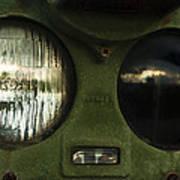 Alien Eyes Poster by Christi Kraft