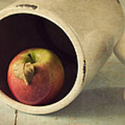 An Apple A Day... Poster by Amy Weiss