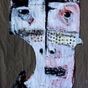Animus No 1 Poster by Mark M  Mellon
