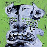 Animus No 10 Poster by Mark M  Mellon