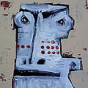 Animus No 7 Poster by Mark M  Mellon