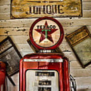Antiques And Junque Poster by Heather Applegate
