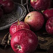 Apple Still Life Poster by Edward Fielding