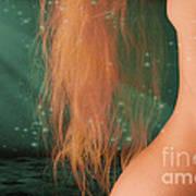 Aquarius... Poster by Nina Stavlund
