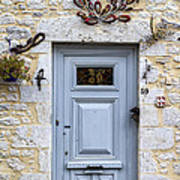 Artistic Door Poster by Georgia Fowler