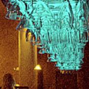 At The Bar Poster by Ben and Raisa Gertsberg