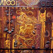 Atooi Dreaming Poster by Derek Glaskin