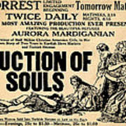 Auction Of Souls Poster by Digital Reproductions