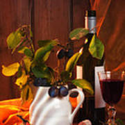 Autumn Still Life Poster by Amanda And Christopher Elwell